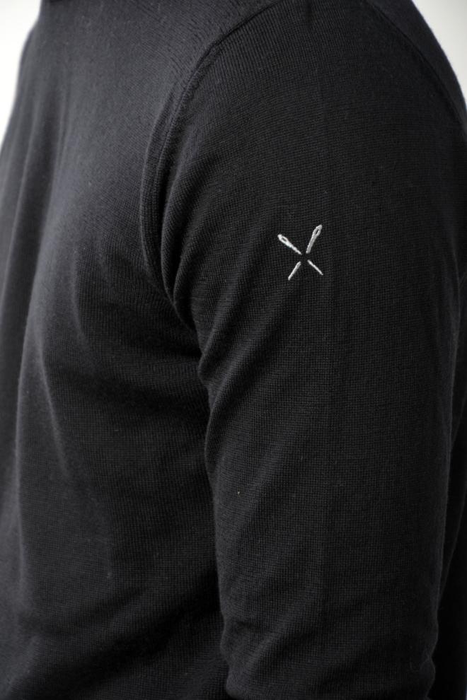 Blunt needle modena coltrui zwart - Blunt Needle