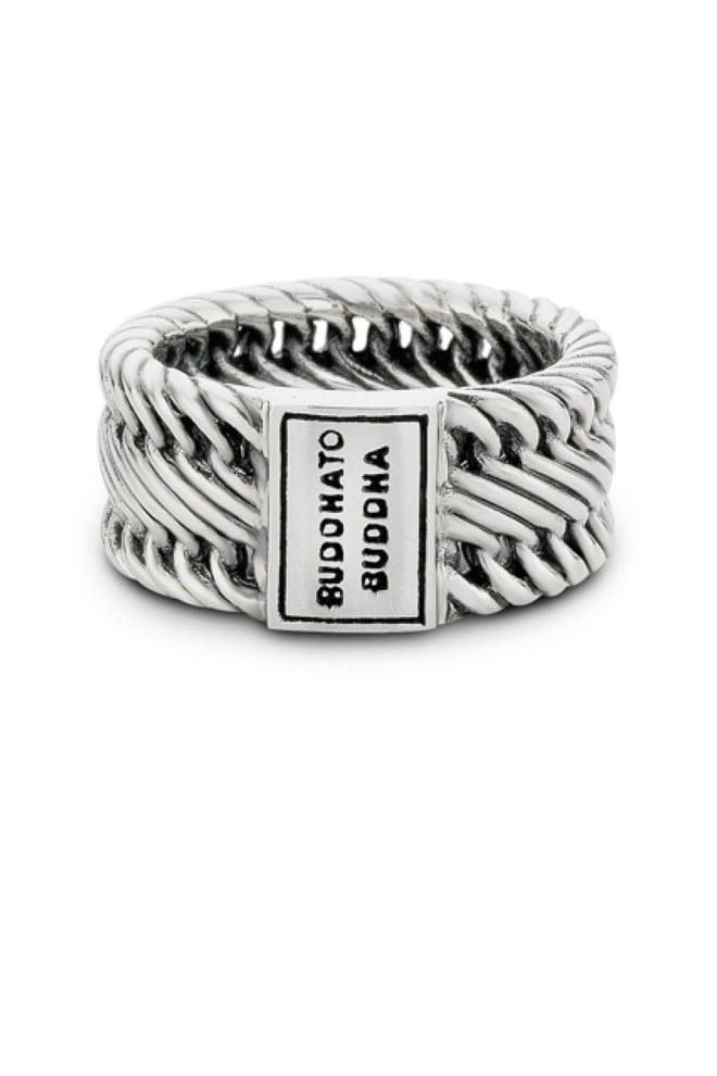 Buddha to buddha edwin small ring zilver - Buddha To Buddha