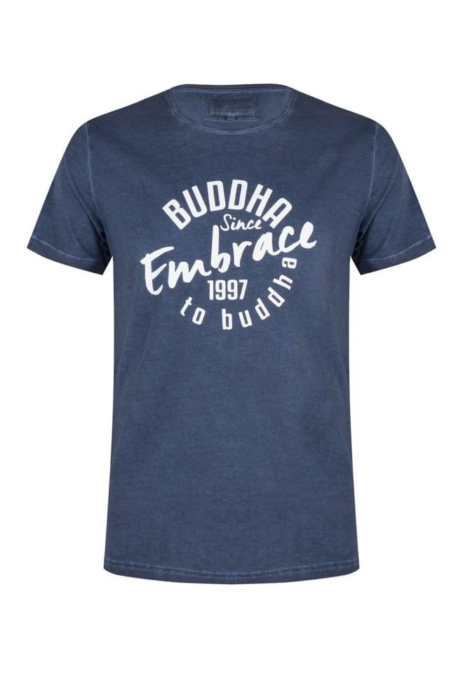 Buddha to buddha saber t-shirt donkerblauw - Buddha To Buddha