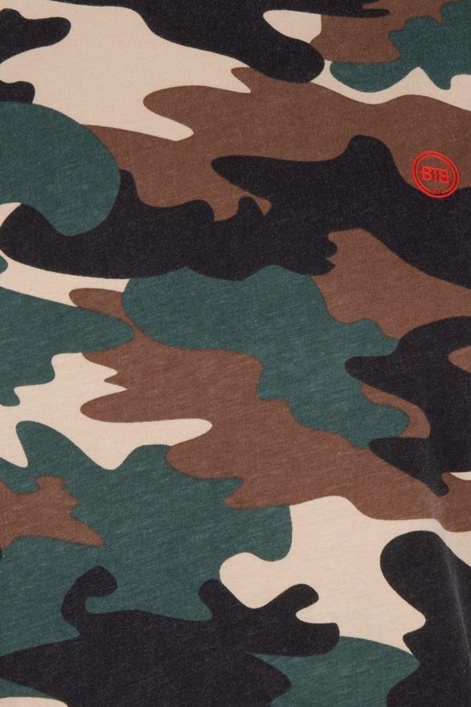 Buddha to buddha t-shirt tamas camouflage - Buddha To Buddha