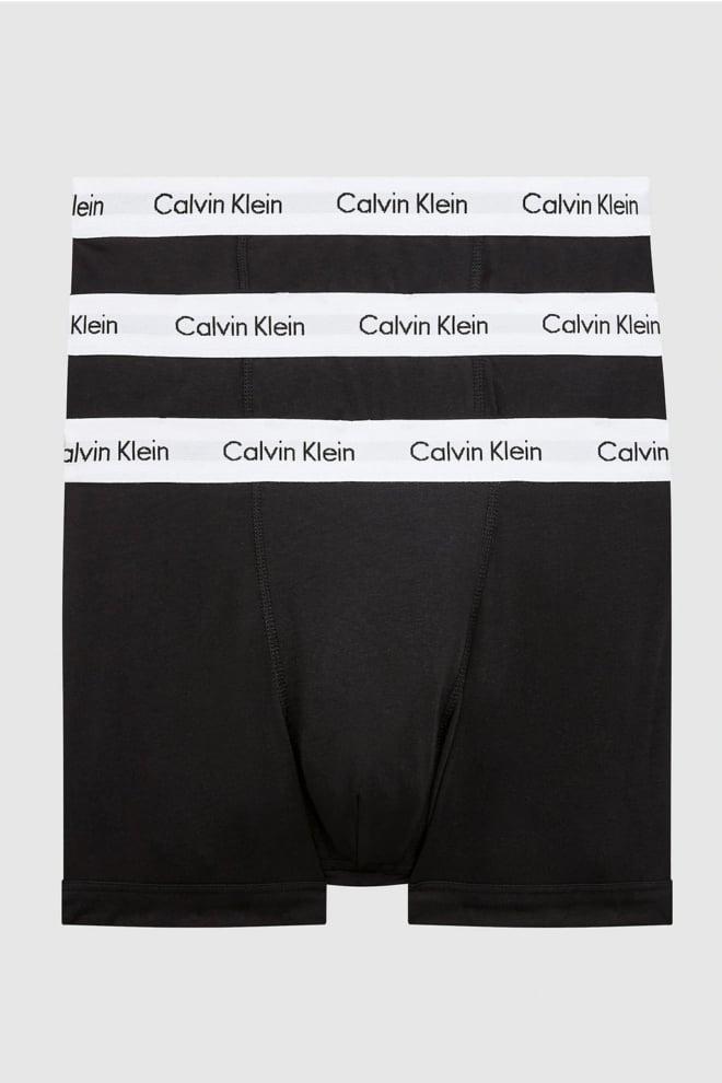 Calvin klein 3-pack boxers zwart - Calvin Klein Underwear