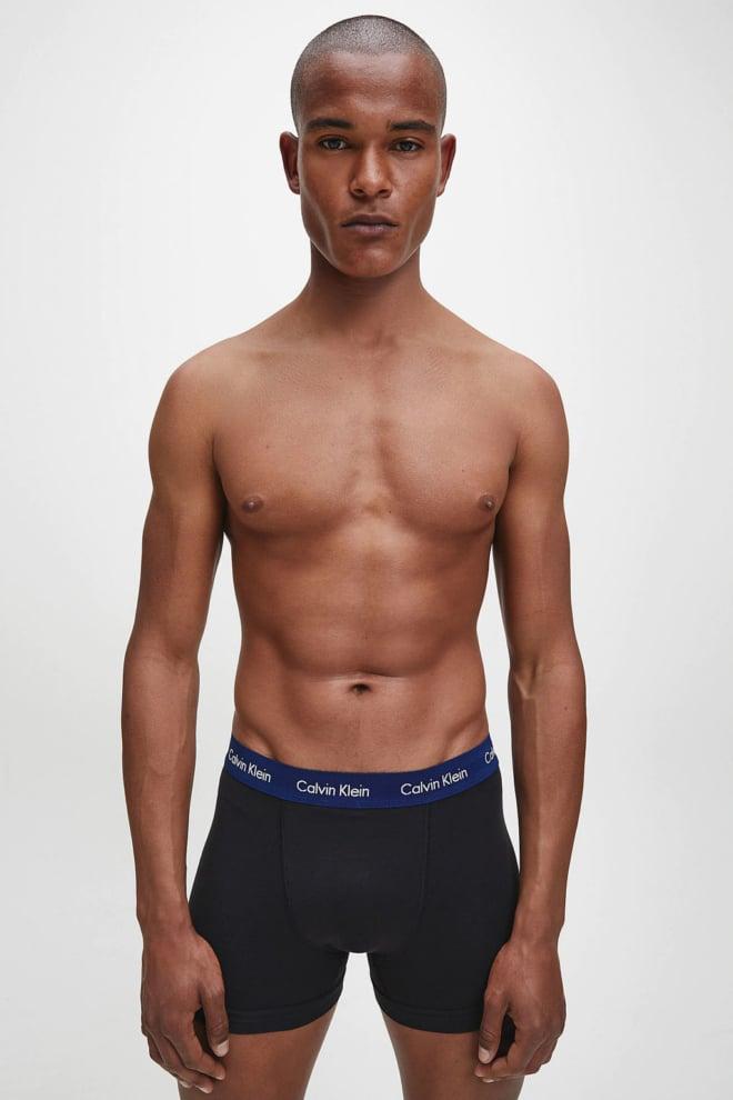 Calvin klein 3-pack boxers zwart - Calvin Klein