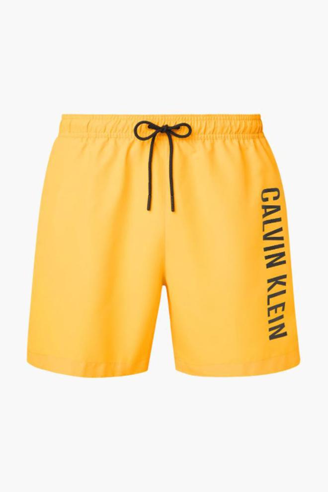 Calvin klein medium zwemshort geel - Calvin Klein Underwear