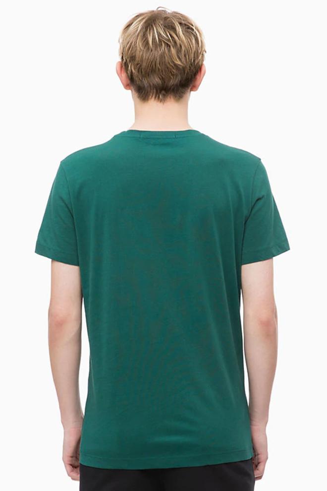 Calvin klein t-shirt met logo groen - Calvin Klein