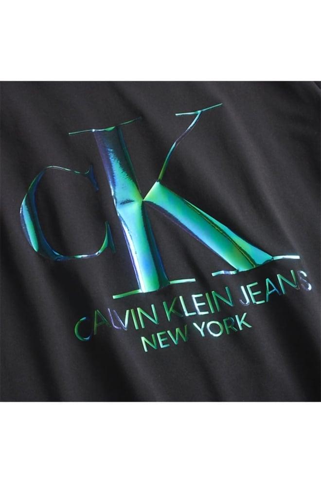 Calvin klein t-shirt zwart - Calvin Klein