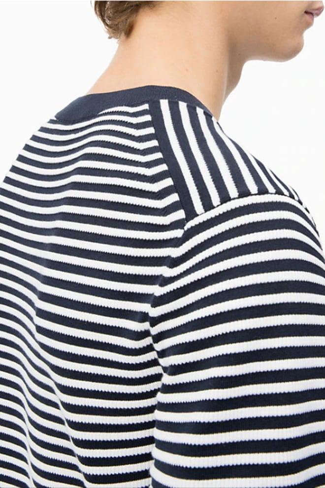 Calvin klein strepen trui blauw/wit - Calvin Klein