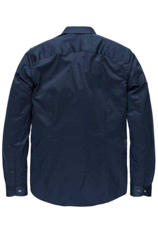 Cast iron cobra blouse donker blauw - Cast Iron