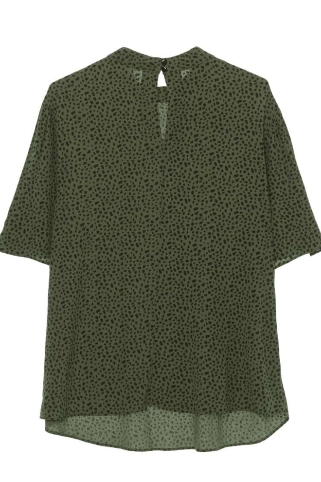 Circle of trust dolly top grape green - Circle Of Trust