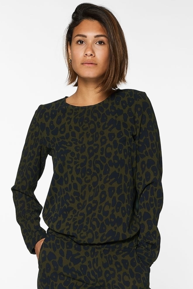 Circle of trust jazzy top dark army - Circle Of Trust