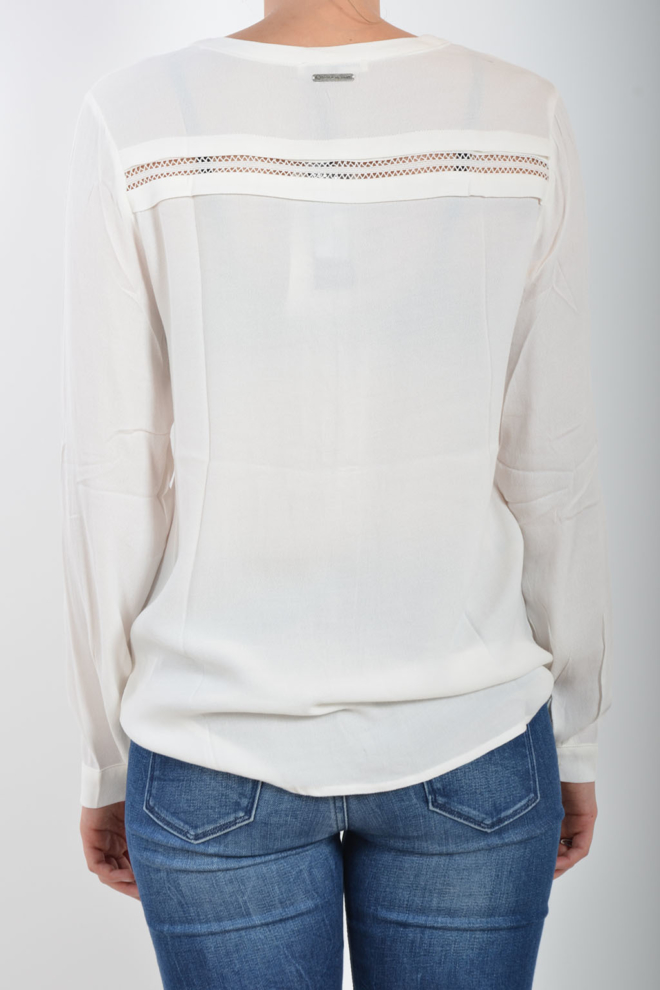Circle of trust tammy blouse star white - Circle Of Trust