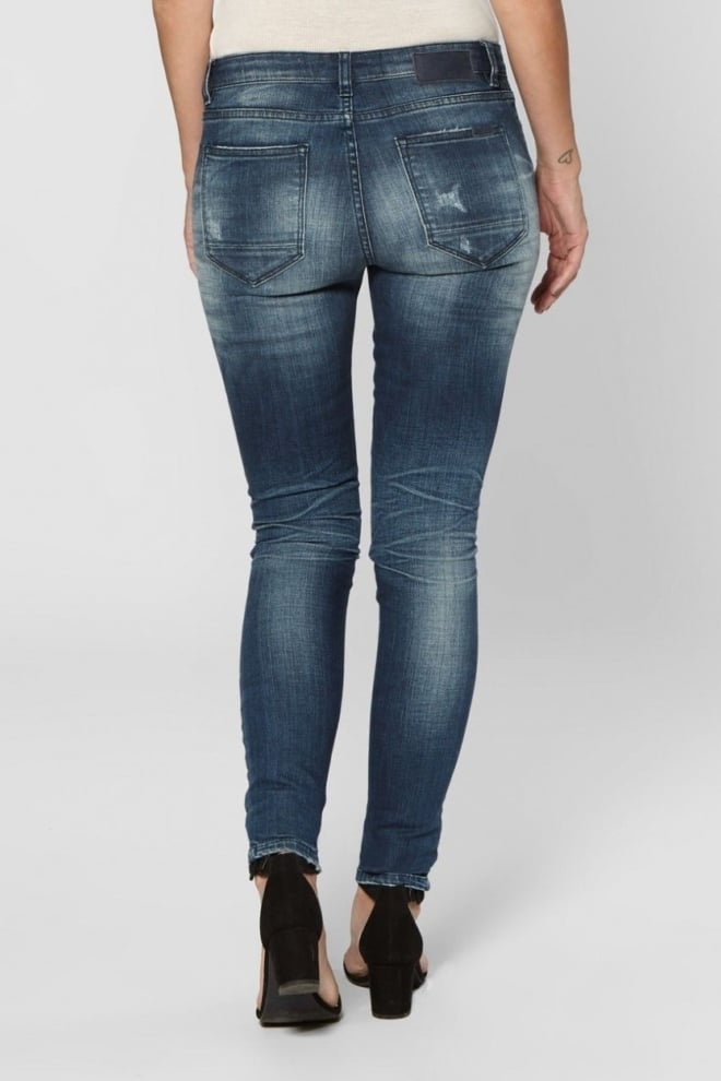 Circle of trust poppy magic jeans blauw - Circle Of Trust