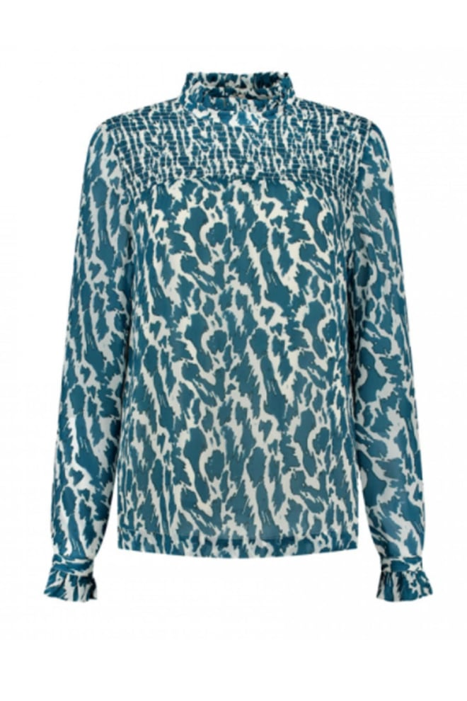 Circle of trust jossie blouse blauw - Circle Of Trust