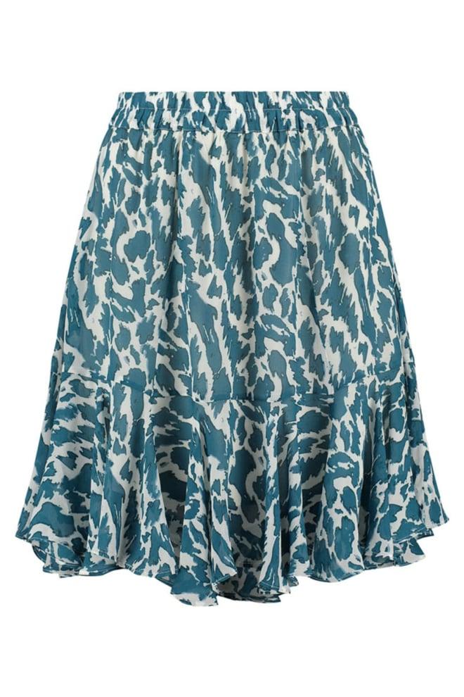 Circle of trust masha skirt blauw - Circle Of Trust
