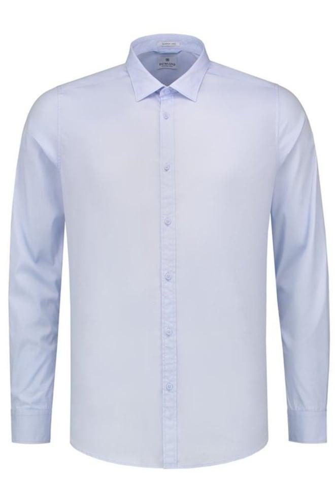 Dstrezzed the dylan overhemd blauw - Dstrezzed