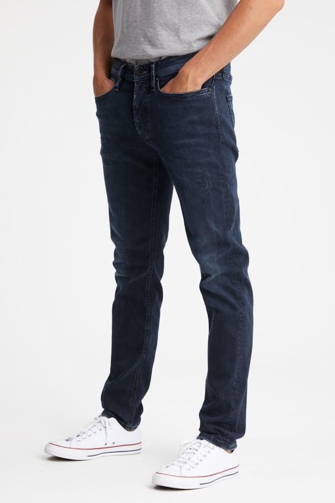 Denham bolt jeans donkerblauw - Denham