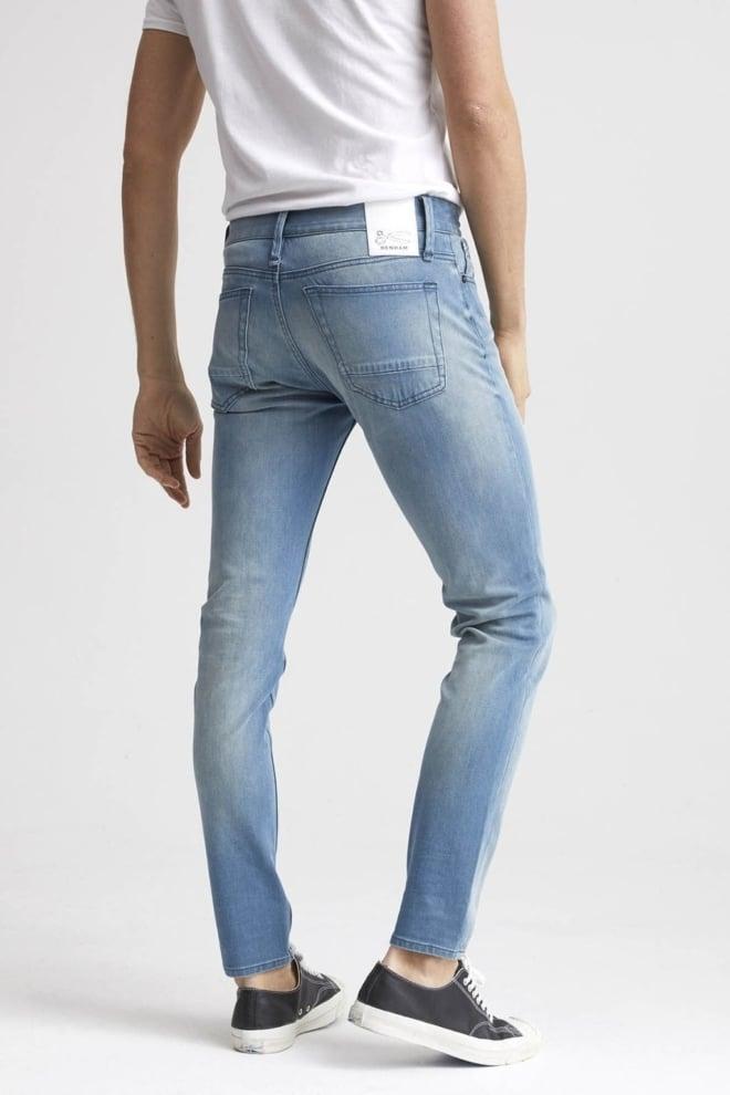 Denham bolt wlfmg jeans blauw - Denham