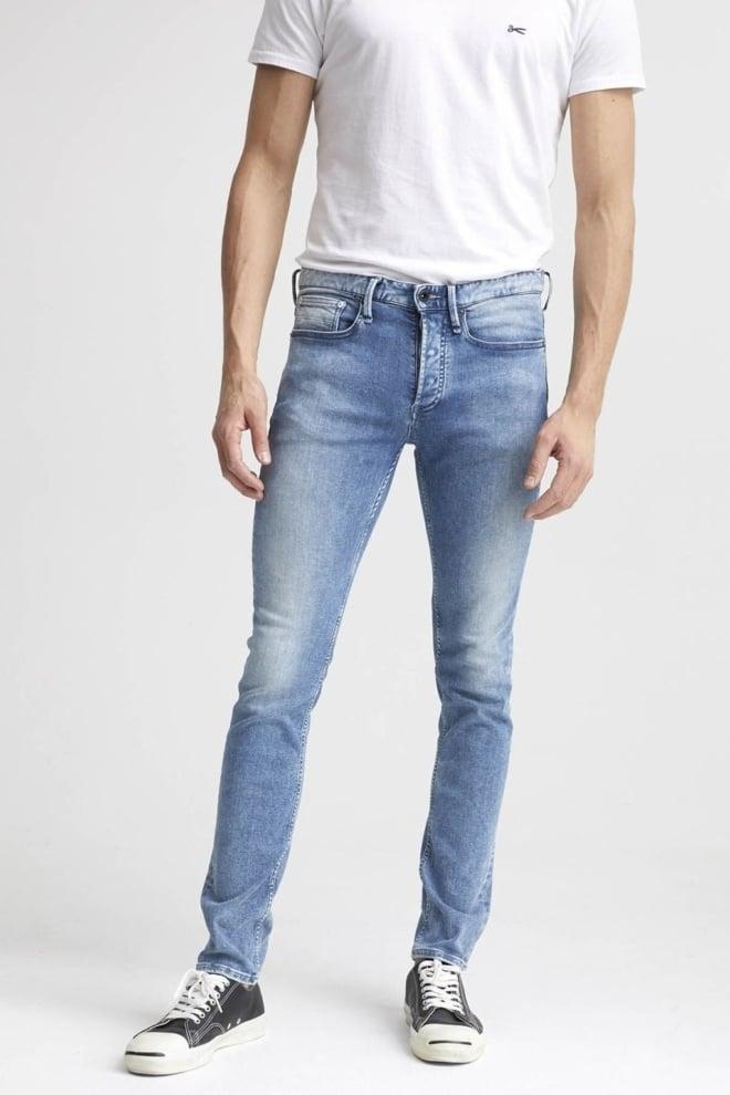 Denham bolt wlffm heren jeans blauw - Denham