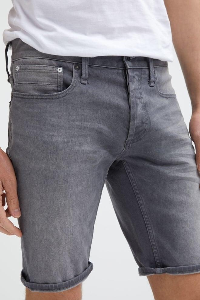 Denham razor denim short grijs - Denham
