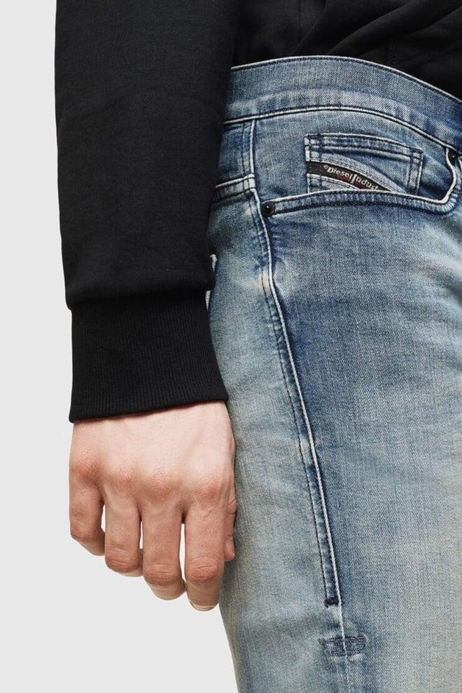 Diesel d-amny-x jeans 069lh blauw - Diesel