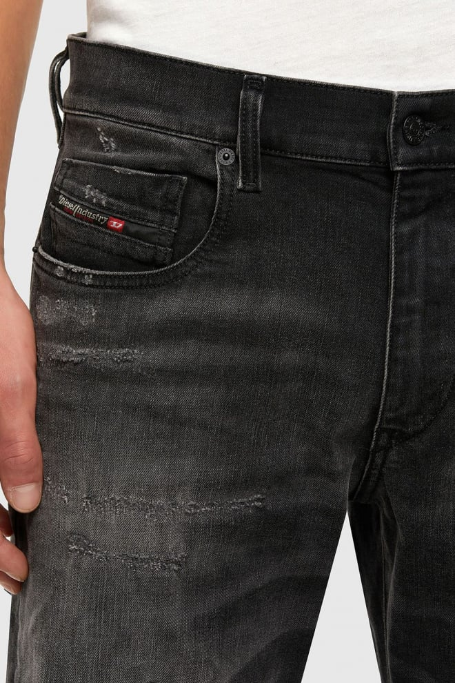Diesel d-strukt 069rc jeans donkergrijs - Diesel