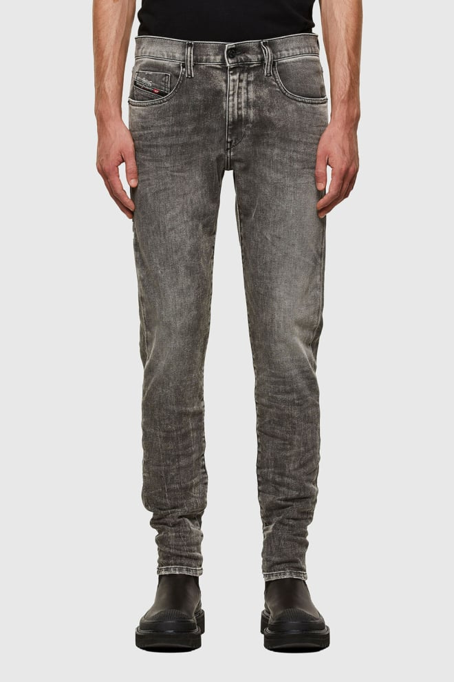 Diesel d-strukt slim jeans light grey - Diesel
