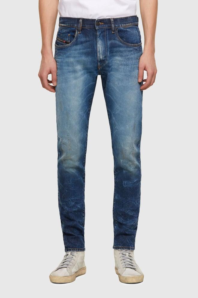Diesel d-strukt slim jeans medium blue - Diesel
