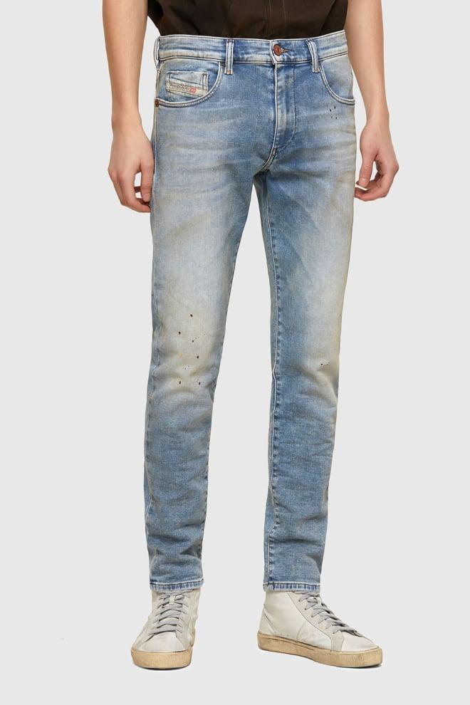 Diesel d-strukt slim jeans light blue - Diesel