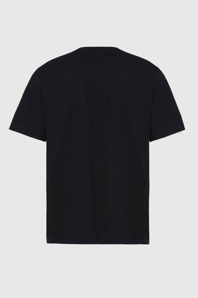 Diesel t-tubolar x22 t-shirt zwart - Diesel