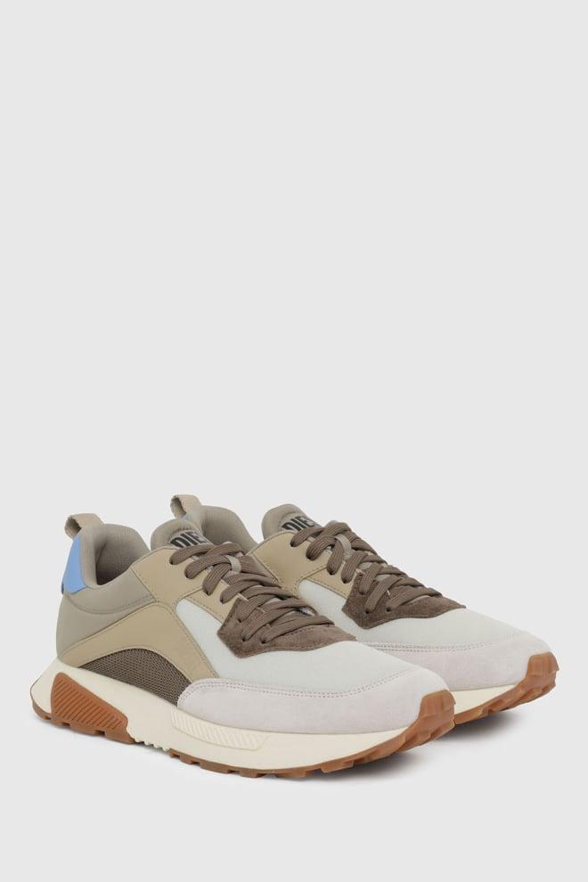 Diesel s-tyche low cut sneakers beige - Diesel
