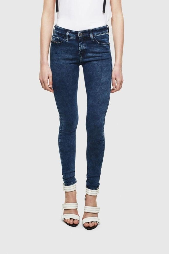 Diesel slandy 0094z jeans donkerblauw - Diesel