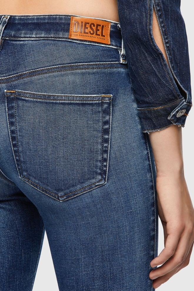 Diesel slandy 9zx jeans donkerblauw - Diesel