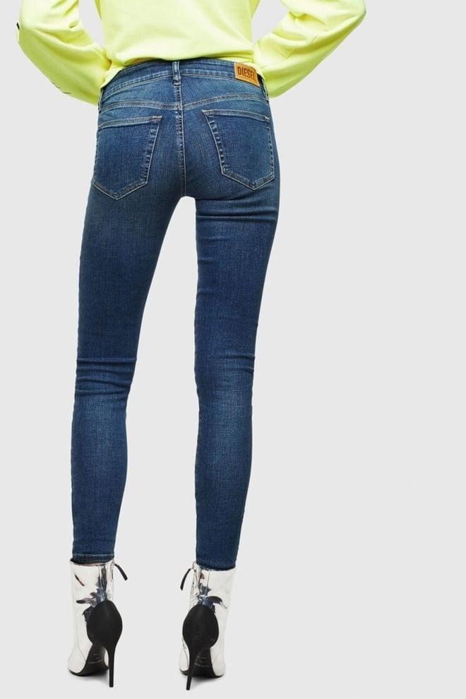 Diesel slandy 069kw dames jeans - Diesel