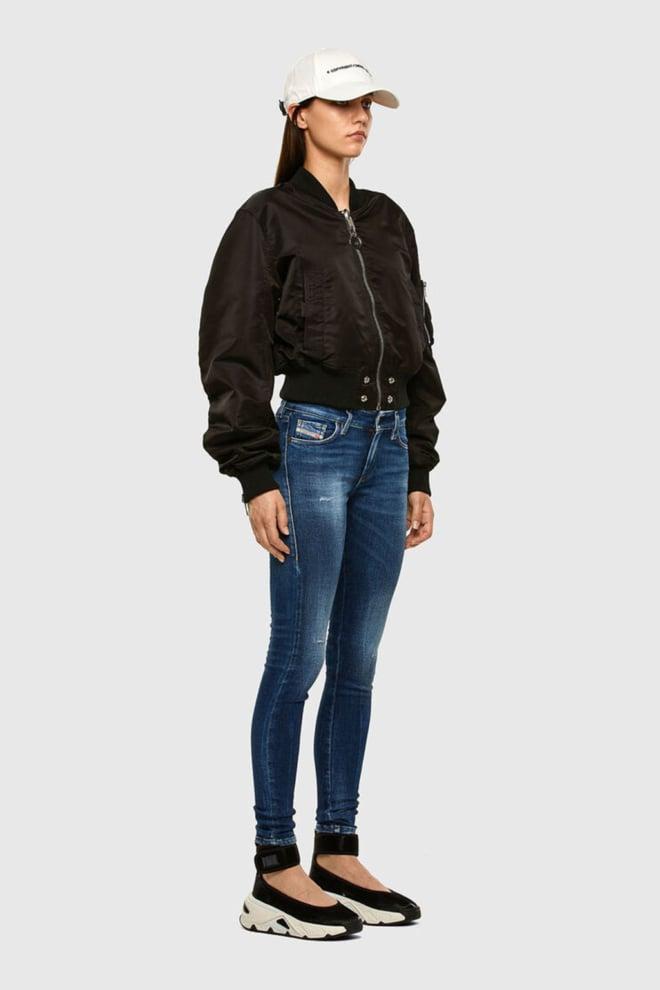 Diesel slandy 009cx jeans blauw - Diesel