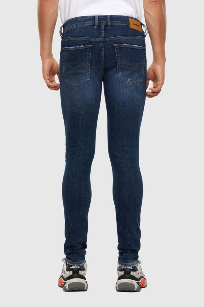 Diesel sleenker 009dk jeans blauw - Diesel