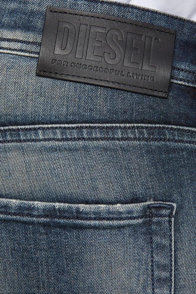 Diesel sleenker 069ni jeans blauw - Diesel