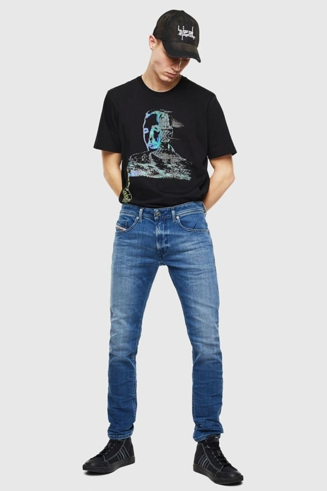 Diesel thommer 0097x jeans blauw - Diesel