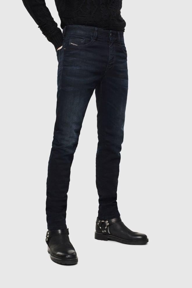 Diesel thommer 084ay jeans donkerblauw - Diesel