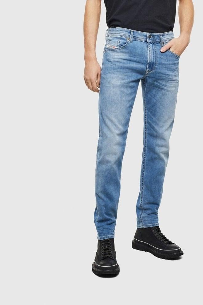 Diesel thommer jeans lichtblauw - Diesel