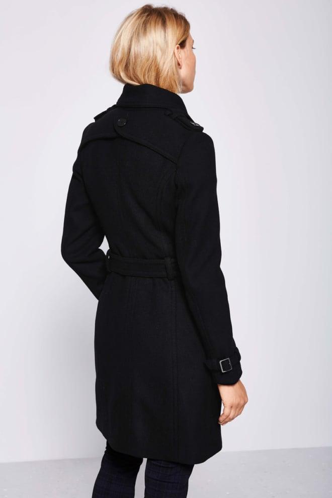 Drykorn dagenham jas zwart - Drykorn
