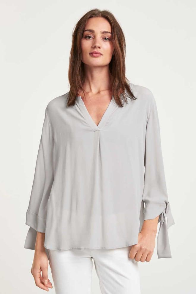 Drykorn florenia blouse grijs - Drykorn