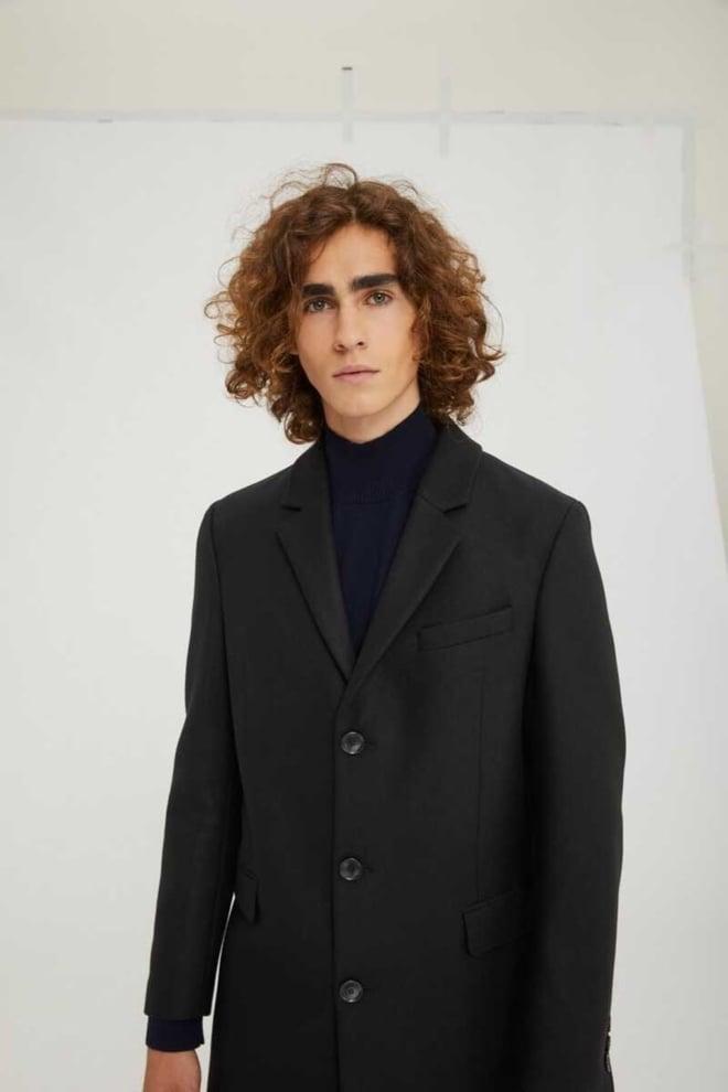 Drykorn blacot coat zwart - Drykorn