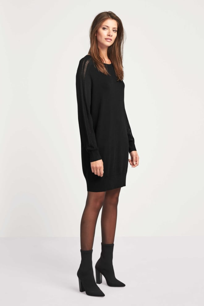 Drykorn caja black dress - Drykorn