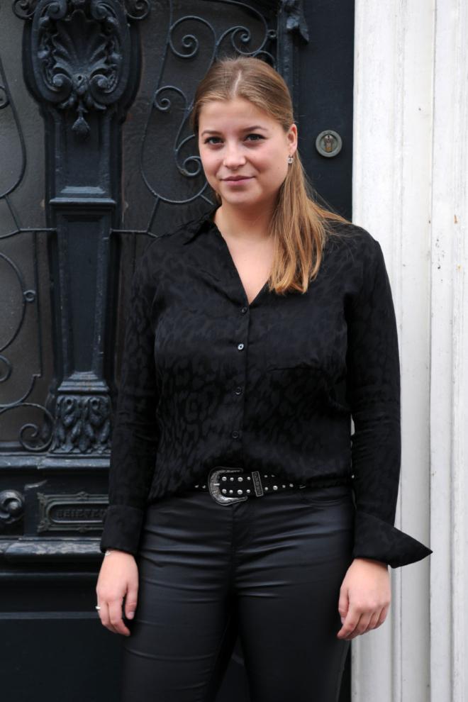 Drykorn nurja blouse black - Drykorn