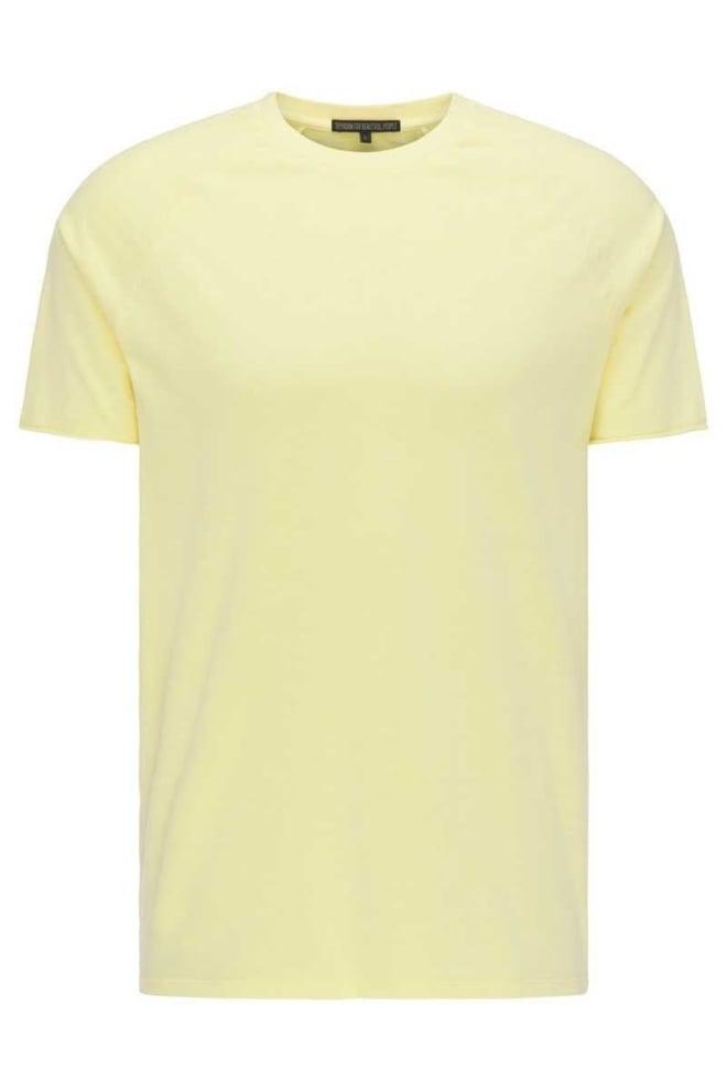 Drykorn salim t-shirt geel - Drykorn