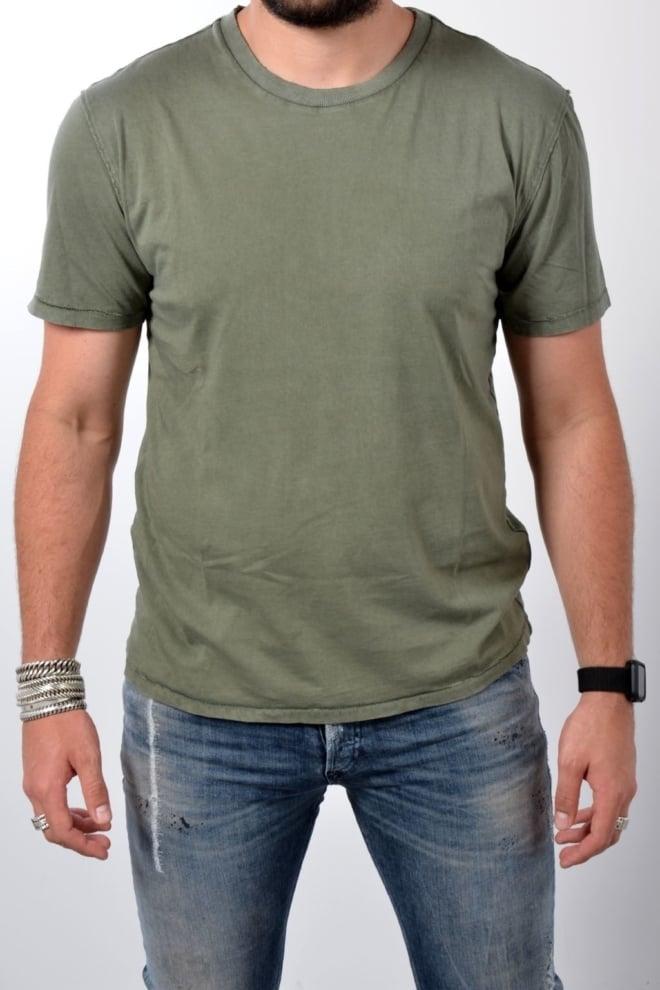 Drykorn lias t-shirt groen - Drykorn