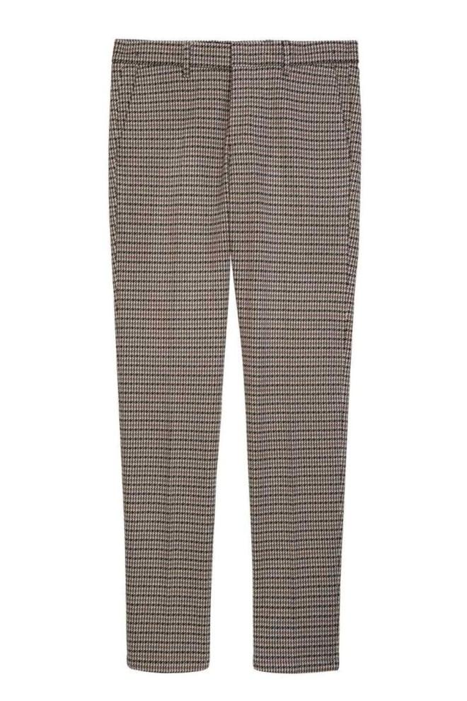 Drykorn sight trouser bruin geruit - Drykorn
