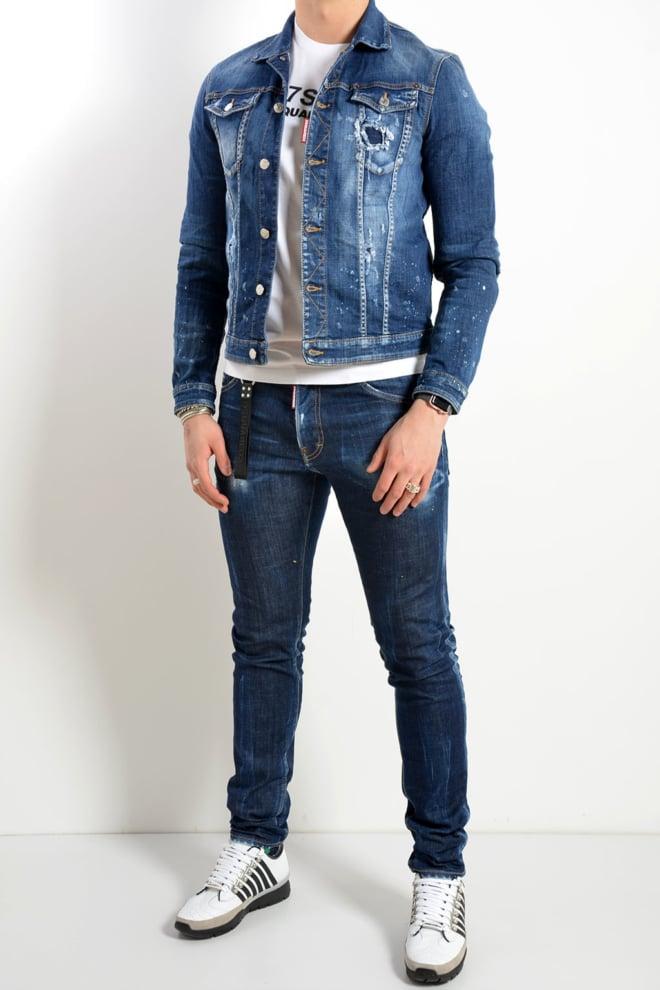 Dsquared jeans blue - Dsquared