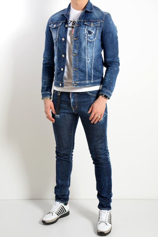 Dsquared spijkerjack - Dsquared