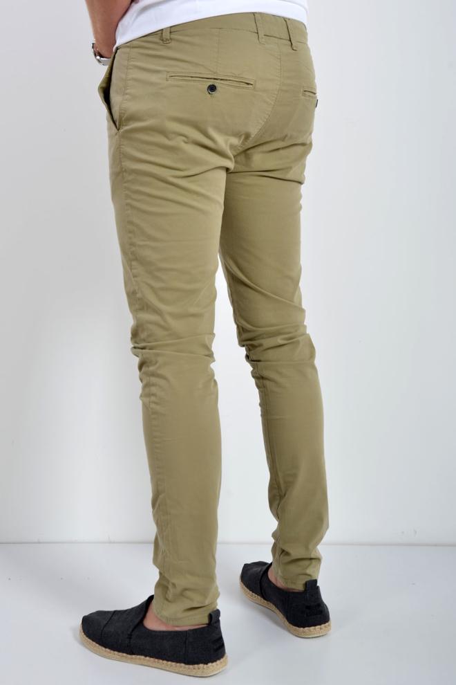 Dstrezzed chino pants bruin - Dstrezzed