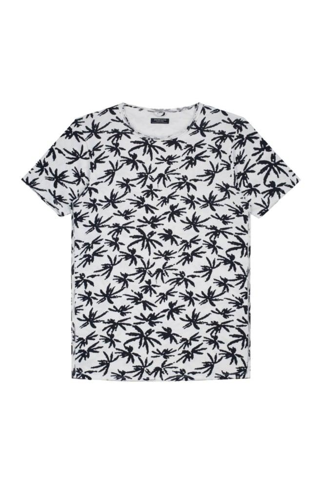 Dstrezzed crew palm single jersey shirt - Dstrezzed